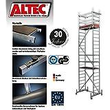 ALTEC échafaudage roulant en aluminium Rollfix 700
