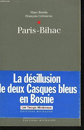 Paris-Bihac