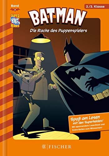 Batman: Die Rache des Puppenspielers: Fischer. Nur für Jungs