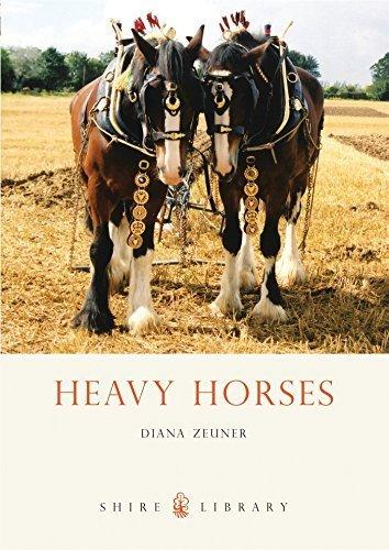 Heavy Horses (Shire Library) by Diana Zeuner (2008-11-18)