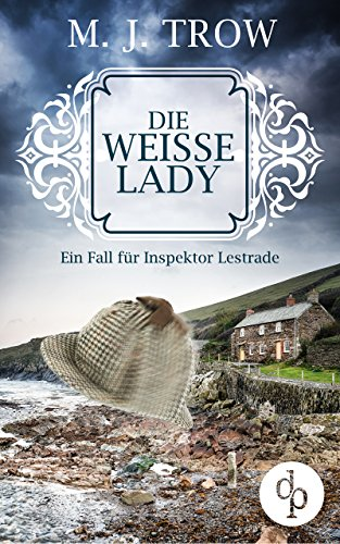 Buchseite und Rezensionen zu 'Die weiße Lady' von M. J. Trow