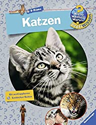 Katzen (Wieso? Weshalb? Warum? ProfiWissen, Band 18)