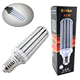 Bonlux Ampoule 45W E40 Corn Light LED de maïs Lumière Cool...
