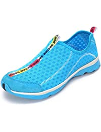 Oriskey Zapatos Aguamarina de Agua Zapatillas deportivas de Aqua de Surf de Playa de deporte para mujer