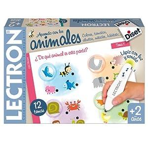 Diset – Lectron con lápiz, diseño Baby Animales (64884)