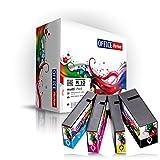 10er Multipack kompatible Druckerpatronen für Canon PGI 1500XL mit Chip schwarz Cyan Magenta gelb - passend für Maxify MB 2000 2050 2300 Series 2350