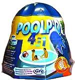 GRE 08013A Kit Poolp'O 500 Grs-pour Piscine Entre 10 et 20m3, Bleu, 15 x 15 x 15 cm