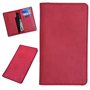 DSR Pu Leather case cover for LG G3 BEAT (D722K) (red)