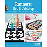 Leisure Arts Runners: Bed and Tabletop