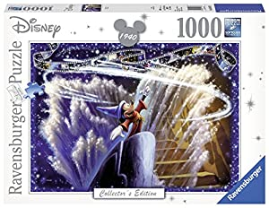 Disney Disney-196753 Fantasia Puzzle 1000 Pzas (Ravensburger 19675)
