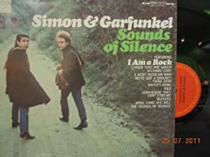 Sounds of silence (1966/72, #s62408) / Vinyl record [Vinyl-LP]