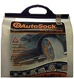 AUTOSOCK HP 645 E - Cadenas textiles para nieve (2 unidades)
