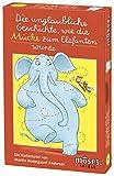 moses. 90235 - Die unglaubliche Geschichte, wie die Mücke zum Elefanten wurde, mehrfarbig
