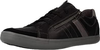 Geox Uomo Sneaker,Scarpe Sportive HALVER, Uomini Basso