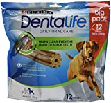 Best Dog Chew Treats - Dentalife Large Dog Dental Chew, 12x35g - Pack Review