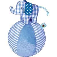 Tententieso con Cascabel Azul Claro con Elefante Serie BabyGlück de Spiegelburg
