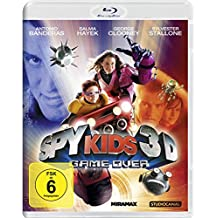 Spy Kids 3D - Game Over