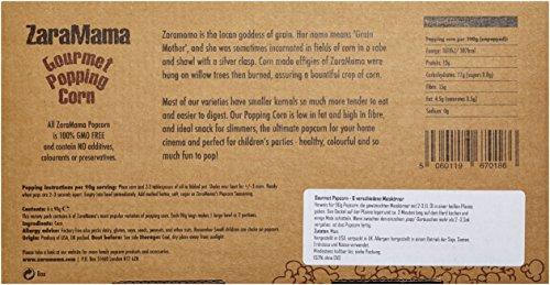 Zaramamas Geschenkbox Gourmet Popcorn - 2