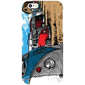 I Phone 6 At The Gound Matte Finish Phone Cover - Matte Finish Phone Cover