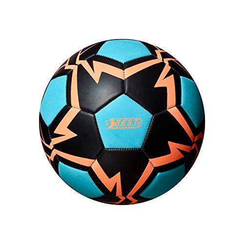 Best Sporting Fußball Glow In The Dark Phosphoreszenz blau orange