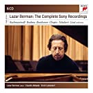 Lazar Berman: The Complete Sony Recordings by Lazar Berman (2013-08-03)
