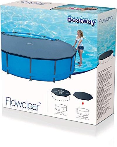 Bestway 15 feet Steel Frame Swimming Pool Cover
