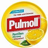 Pulmoll Hustenbonbons Zitrone + Vitamine c zf. 50 g