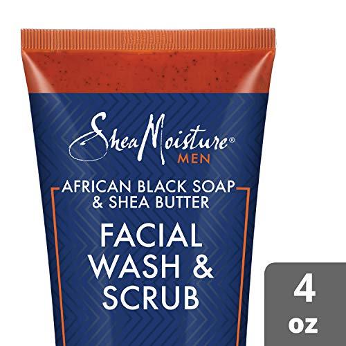 Shea Moisture African Black Soap & Shea