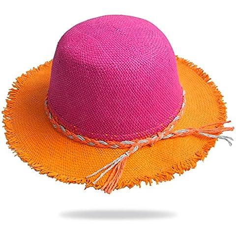 Sun Beach sombrero/Los sombreros de protección de sol de playa/Cara cubierta anti-UV sombreros/Perforado a lo largo de la
