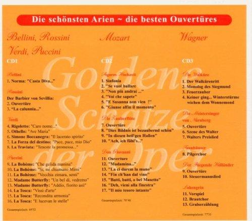 Coffret 3 CD : Tout l'opéra