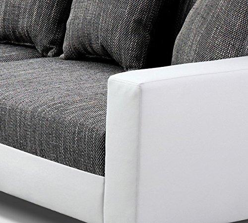 Ecksofa Couch –  günstig Modernes Sofa Couch  Eckcouch Bild 4*