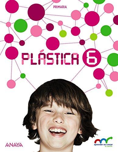 Plástica 6. (Aprender es crecer en conexión) - 9788467834062 por Anaya Educación