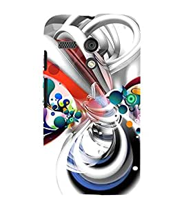 Print Masti Designer Back Case Cover for Motorola Moto G :: Motorola Moto G (1st Gen) :: Motorola Moto G Dual (Beautyful Design Mindblowing Abstact )