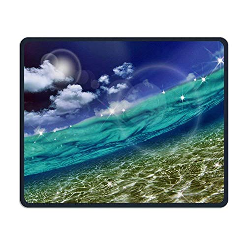 ATR Mousepad Sunday Sea Bubble Smooth Nettes Persönlichkeitsdesign Mobile Gaming Mouse Pad Arbeit Mouse Pad Office Pad
