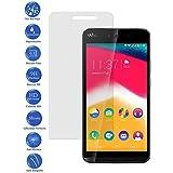 Ilovemyphone - Protector de Pantalla Cristal Templado Vidrio Premium para Wiko Rainbow Jam