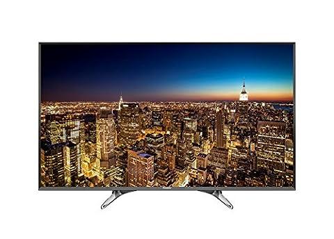 Panasonic TX-49DXW604 Viera 123 cm (49 Zoll) Fernseher (4K Ultra HD, 800 Hz BMR, Quattro Tuner, Smart