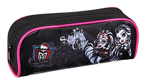 Undercover mhin0691–Astuccio per la scuola, Monster High, circa 23x 8x 7cm