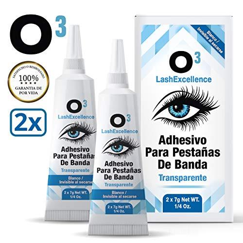 O³ Adhesivo Pestañas Postizas 2 Unidades - Pegamento