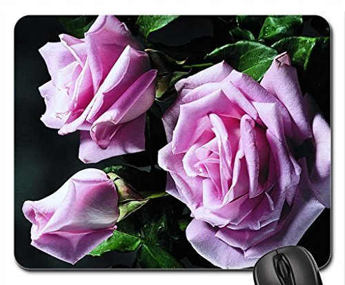 blue-ribbon-rose-mouse-pad-mousepad-flowers-mouse-pad