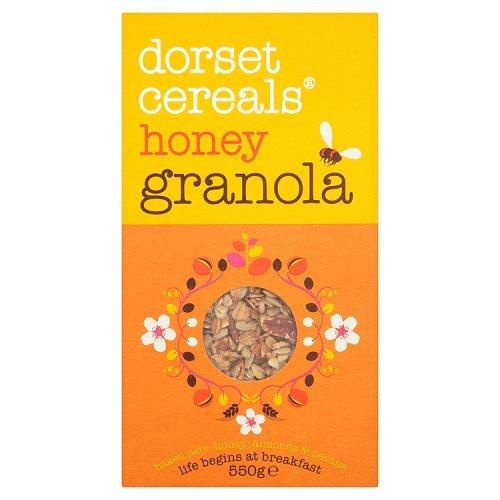 Dorset Cereals Céréales Granola au Miel 550 g