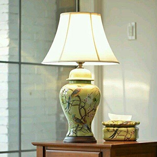 MDRW-Camera da letto lampada da comodino vaso