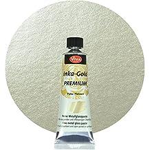 Inka Gold Premium 40g -Platin- Viva Decor Metallic Metallglanz Glanz Farbe