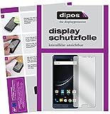 dipos I 6X Schutzfolie klar passend für Cubot Cheetah 2 Folie Displayschutzfolie