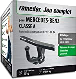 Rameder Attelage démontable avec Outil pour Mercedes-Benz Classe A + Faisceau 7...