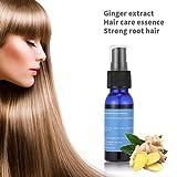 ZJchao Haarserum Haarwachstums 30ml Hair Growth Serum für gesundes und festes Haar, stärkt Haarwurzeln und fügt natürlichen Glanz hinzu Haarwachstumsmittel für Damen , Herren