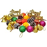Theme My Party Christmas Decoration (Pack Of 37)