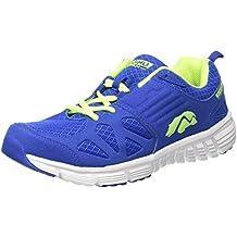 Karhu Treme - Zapatillas de running unisex, color azul / lima