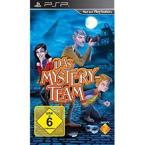 Das Mystery – Team – [Sony PSP]