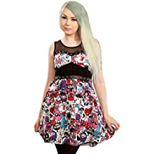 Cupcake Cult vestido de Toon Town Dress