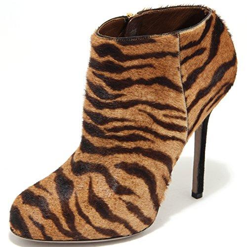 0692M tronchetti donna SERGIO ROSSI scarpe shoes ankle boots women [37]